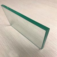 Wholesale price tempered transparent glass 8mm