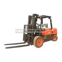 4T Diesel Forklift Truck CPCD40FR