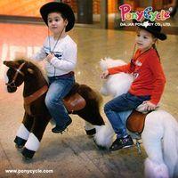 Ride On Animal Plush Toy thumbnail image