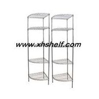 Corner Wire Shelves,Wire Rack,Wire Shelving,Wire Shelf