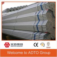 Hot Dipped Galvanized Pipe Tube 48mm x 3.0mm Construction Scaffolding System
