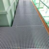 Anti corrosion and various colour fiberglass molded grating thumbnail image