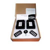 Car passive keyless entry and push button start system