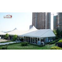 1000 People White Marquee Tent for Weddings and Parties