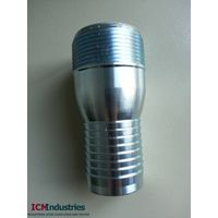 Galvanized carbon steel king combination nipple/ KC Nipple thumbnail image
