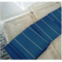 15.00%-17.80% high efficiency 3.6w-4.3w polycrystalline solar cells 6x6