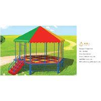 Hexagon trampoline/M-6502 thumbnail image