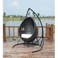 rattan garden furniture,leisure patio swing
