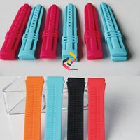 Silicone Wrist Watch Straps
