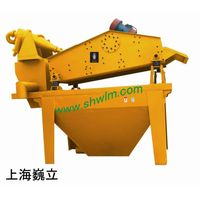 sand recovery system