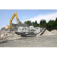Mobile crusher plants made by LIMING thumbnail image
