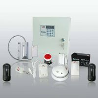 1,500m TEL AM/FM Circuit Transmitter GSM Alarm System for Garages/Shops and Home Defense Alarms thumbnail image