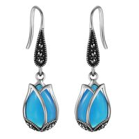 Bluelover Thai-Silver Earring