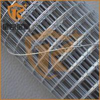 galvanized/pvc welded wire mesh