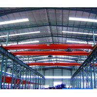 Single girder electric hoist overhead crane