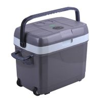 Cooler or Warmer 12V 40L 240A Mini Car Refrigerator /Car Small Refrigerator Dual-Use Refrigerator In