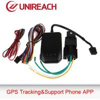GPS GPRS Vehicle Tracker with Tracking Real Time Position