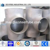 Steel Pipe Tee for Pipe Line, Stainless Steel Fitting thumbnail image