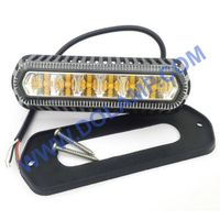 ECE R65, SAE J845 LED Warning Lamp LED Strobe Warning Light