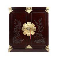 Korean Antique Style Wine Display Unit Furniture thumbnail image