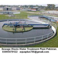 Sewage Waste Water Treatment Plant Pakistan 03355070122