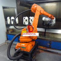 D Oriental DOT-SA2C1 Automatic Robot Coating line  with ABB IRB580 robot arm thumbnail image