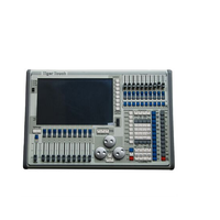 YZ High quality DMX 512 Controller 4096 Channels Tiger Touch Stage Light Console dimmer thumbnail image