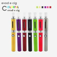 eVOD Vaporizer kit with Newest MT3 bottom coil clearomizer