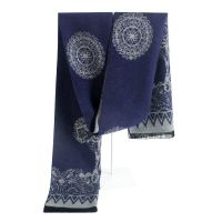 Elegant Mens Winter Acrylic Scarf Wrap Supplier