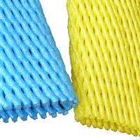 Plastic EPE Foam Bottle Protection Packing Net Foam Net Fruit Packaging thumbnail image