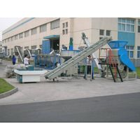 Plastic Film Recycling Line/Washing Line