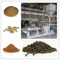 Professinal Floating Fish Feed Pellet Machine with 1 Year Warranty