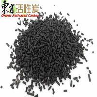 Coal based columnar activated carbon