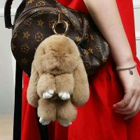 Lovely Rex rabbit fur toy - Bunny