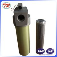 YPM series in line oil filter strainer