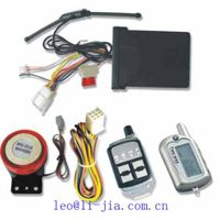 two way motorcycle alarm system LM898TS-2