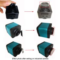 CS Mount Lens Cap Cover 25.4mm Thread C Mount Industrial Camera Dust Cover for CCD Camera thumbnail image