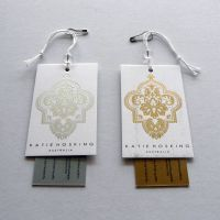 Custom Garment/Clothing Hang Tag/Swing Tag Printing thumbnail image