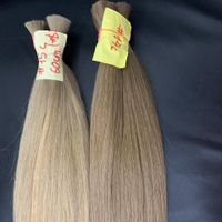 100%color Bulk human hair with best seller