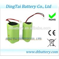 2s2p 18650 7.4v 4800mah rechargeable lithium ion battery cell