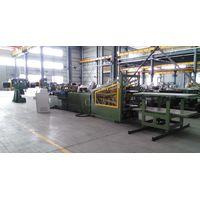 Servo Motor Cut to length line machine