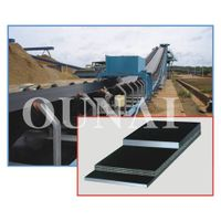 Multiply conveyor belt with textile carcass