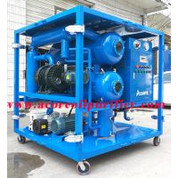 Vacuum Transformer Oil Purification Plant In Philippine