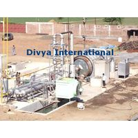 Scrap Tyre Recycling Pyrolysis Plant