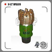 "9-1/2"" Diamond PDC Drill Bits S323 HPS5319 PDC Bits"