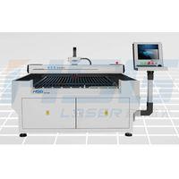300/500W cut 5mm steel metal fiber laser cutting machine HS-F1325
