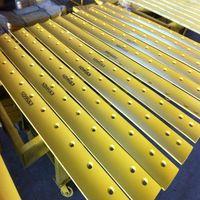 construction machiery  dozer, grader loader cutting edge,blade and end bit