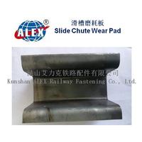 Slide Chute Wear Pad locomotive parts