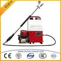 CE Standard Firefighting Backpack Water Mist Fire Extinguisher Backpack Water Mist
