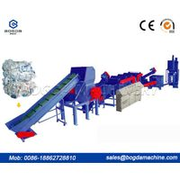 Waste Plastic PP PE Film Recycling Machine/PE Film Washing Line thumbnail image